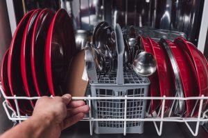 Voľne stojaca umývačka riadu